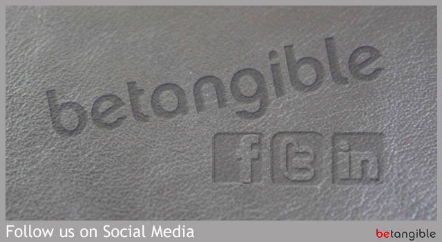 follow us on social media Betangible.com, Follow us on Social Media