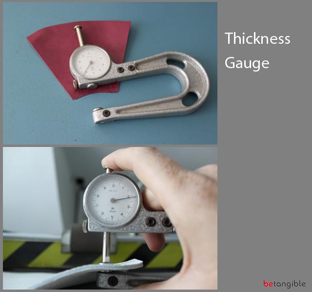 thickness-gauge