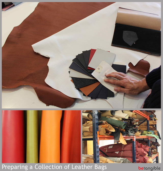 preparing collection leather bags spain WE ARE HERE TO HELP – Leather Suppliers