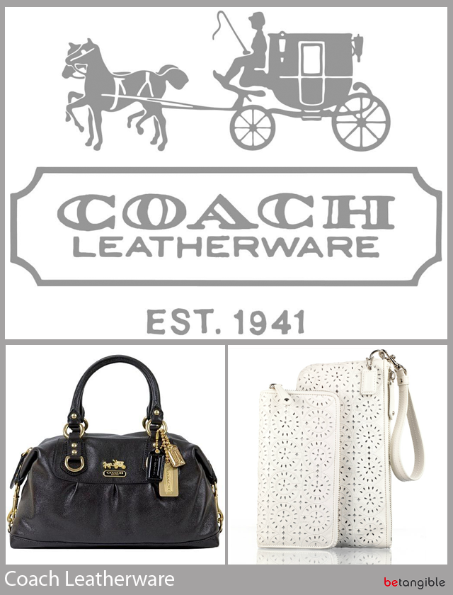 coach leatherwear Coach… American Luxury Lifestyle Handbags