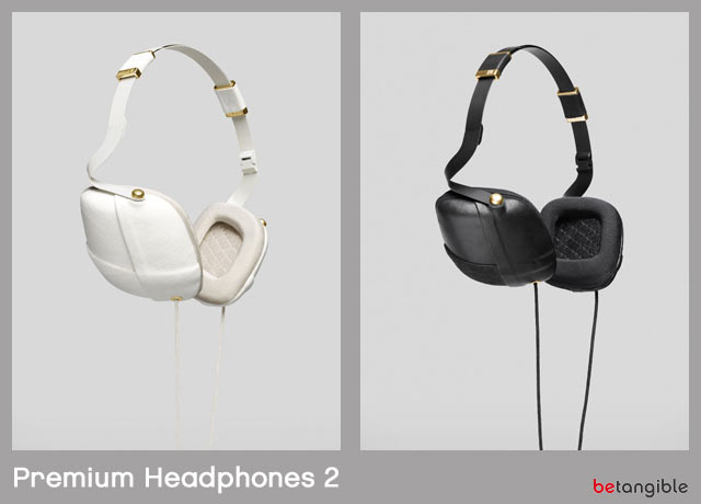 Molami leather premium headphones 2 Molami Premium headphones… Sound can wear leather