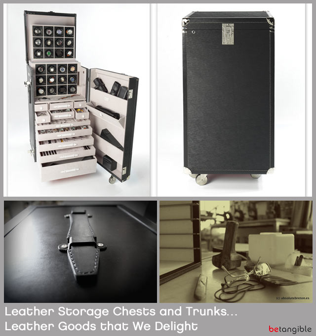 leather storage chests and trunks leather goods that we delight Leather Storage Chests and Trunks… Leather Goods that We Delight