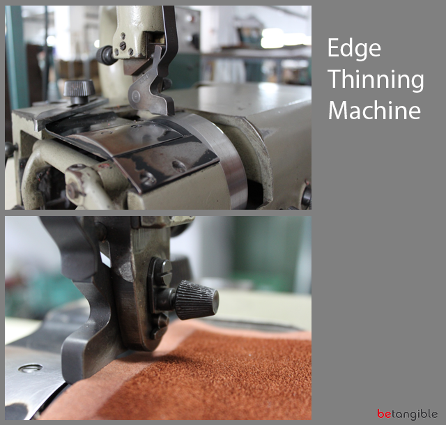 edge-thinning-machine